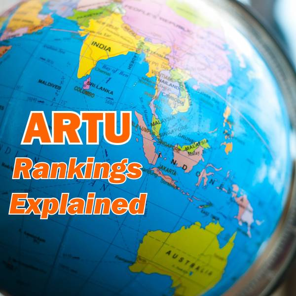 ARTU – The new University Global ranking system explained