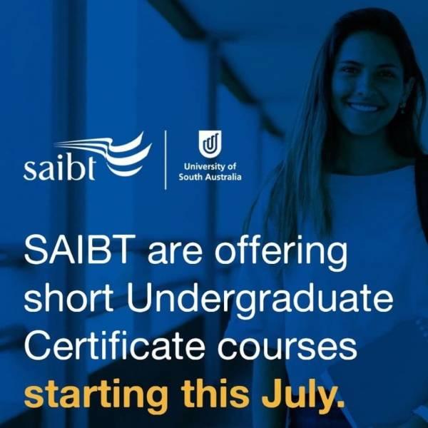 SAIBT Certificate Offer!