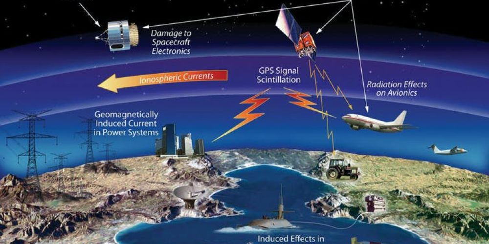 Forecasting space weather with a new Australian satellite