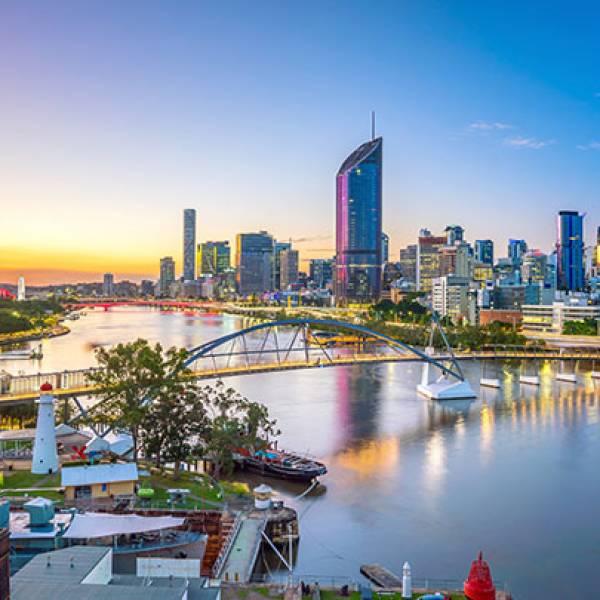 Exploring Brisbane city
