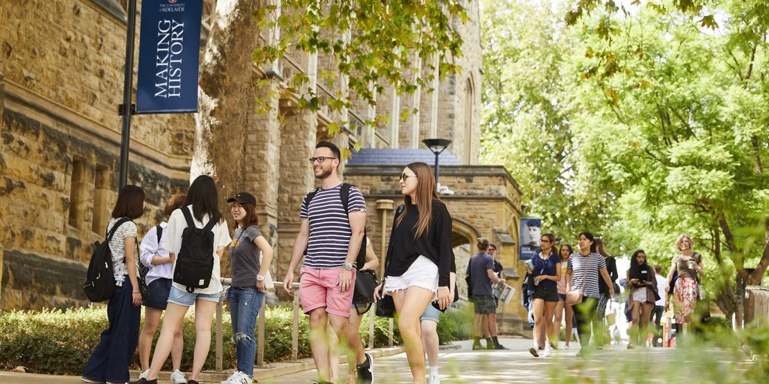 The University of Adelaide English Language Centre (ELC)