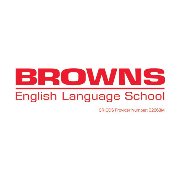 Browns English Language School Logo