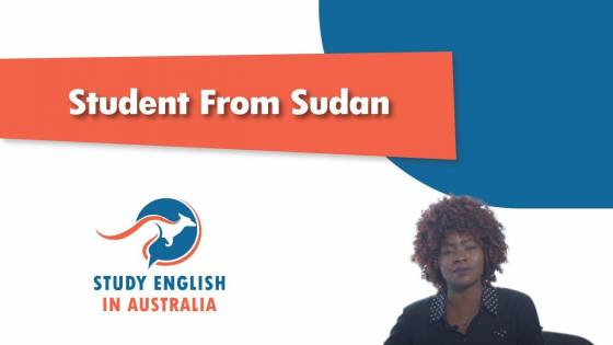 Student From Sudan