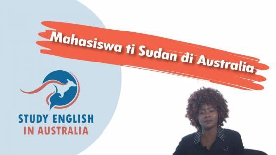 mahasiswa ti Sudan di Australia (Sudanese)