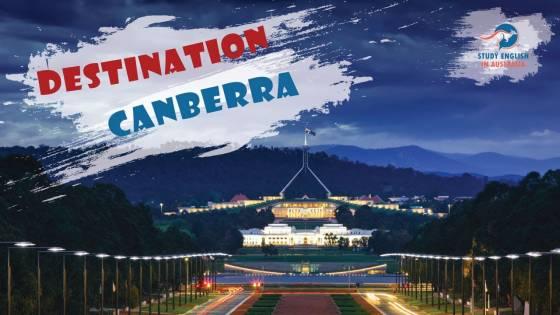 Destination Canberra