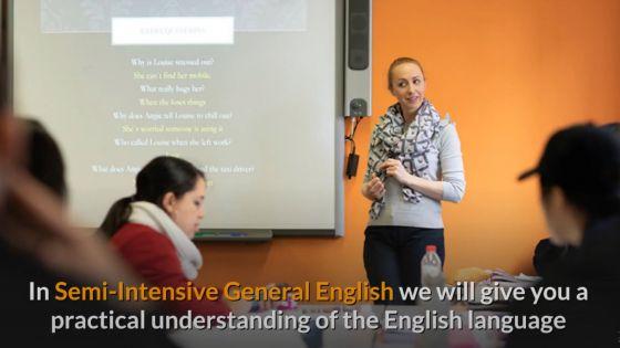 EC Semi-Intensive English