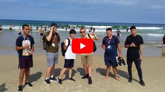 Gold Coast Junior Camp - January 2020 (BROWNS English Language School, Australia)