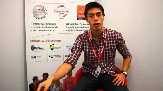 Student Testimonial - John Velasquez from Colombia [Spanish version] IELTS Exam