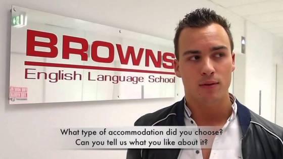 Student Testimonial - Albert from Spain (BROWNS English Language School - Brisbane)