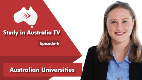 Episode 6 Australian Universities