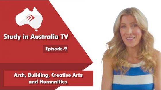Ep 9 Arch, Building, Creative Arts and Humanities