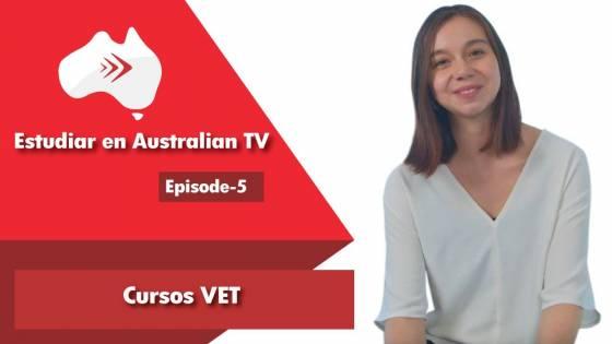Ep 5: Cursos de educación y formación vocacional o cursos VET