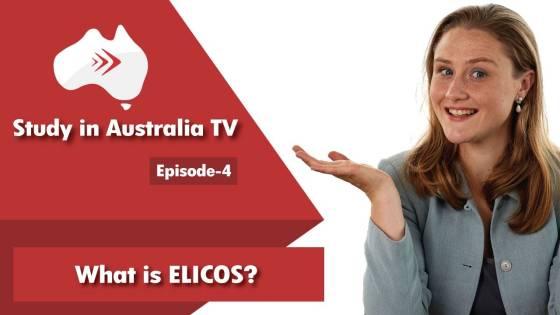 Ep 4: ELICOS (English Language Intensive Courses)