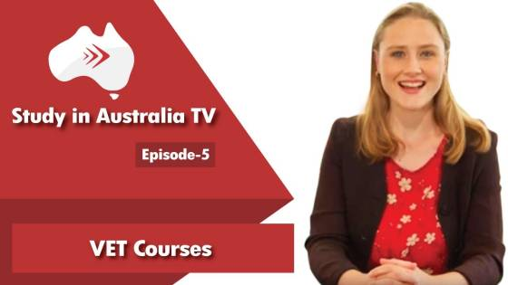 Ep 5: VET courses or (Vocational Education and Training)