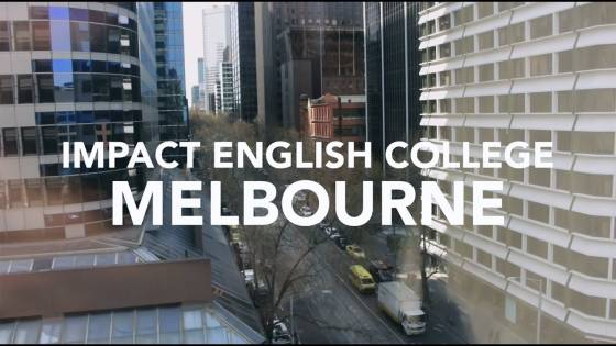 Impact English College: Melbourne Campus Tour