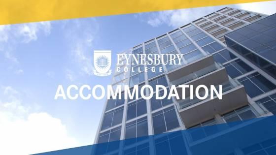 Accommodation options at Eynesbury College
